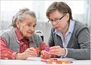 Gedaechtnistraining fuer Senioren
